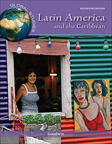 Global Studies: Latin America and the Caribbean (Global Studies (Paperback))