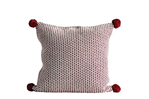 """Use Christmas pillows on seating, beds and even displayed on a shelf Make overnight guests feel special by decorating their bed with Christmas pillows Add fun to this holiday season with a special Christmas pillow Eye-catching pillow is 18""""L x 3""""W x ..."""