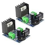 XINGYHENG 2Pcs TDA7297 Dual-Channel Audio Power Amplifier Board...
