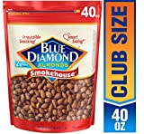 Blue Diamond Almonds, Smokehouse, 40 Ounce (Pack of 1) (Grocery)