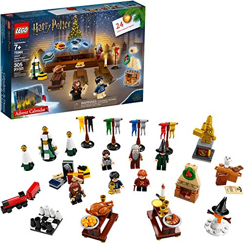 LEGO Harry Potter Advent Calendar 75964 Building Kit (305 Pieces)