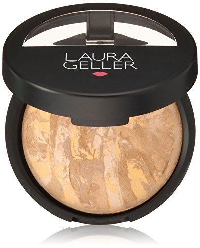 LAURA GELLER NEW YORK Baked Balance-N-Brighten Color Correcting Foundation, Tan