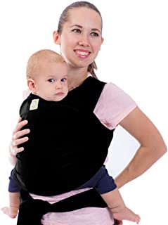Baby Wrap Carrier by KeaBabies – All-in-1 Stretchy Baby Wraps – 3 Colors..