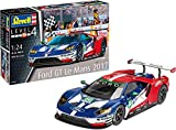 Revell Maquette de Voiture Ford GT - Le Mans - échelle 1/24 - 88 pièces, Bleu