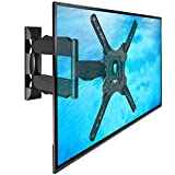 Support mural universel orientable robuste pour TV LCD LED 81-140 cm (32' - 55') jusqu'à 31,8 kg, ISO TUV GS - P4