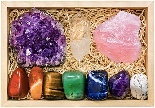 Crystalya Premium Grade Crystals and Healing Stones in...