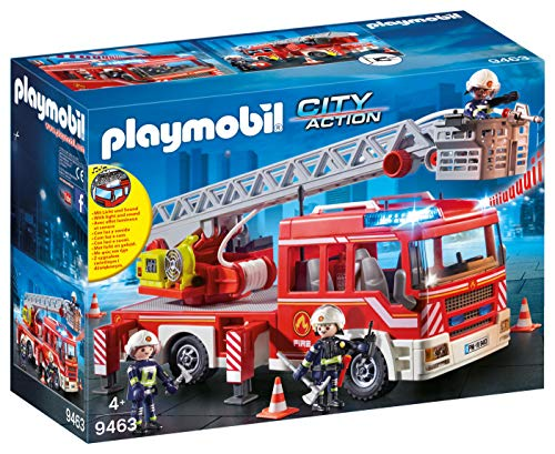PLAYMOBIL Fire Ladder Unit Multi (Accessory)