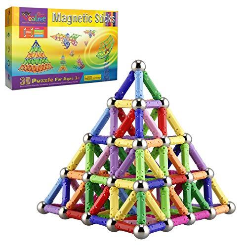 Magnetic Building Sticks