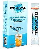 Revival, réhydratation rapide :Poudre d'Électrolytes - Sachet pour Boisson Réhydratante, Supplément...