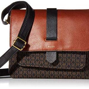 Fossil Women's Kinley Small Crossbody Purse Handbag 25