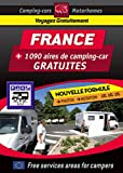 CAMPING CAR : Guide Numérique FRANCE des aires de camping-car GRATUITES