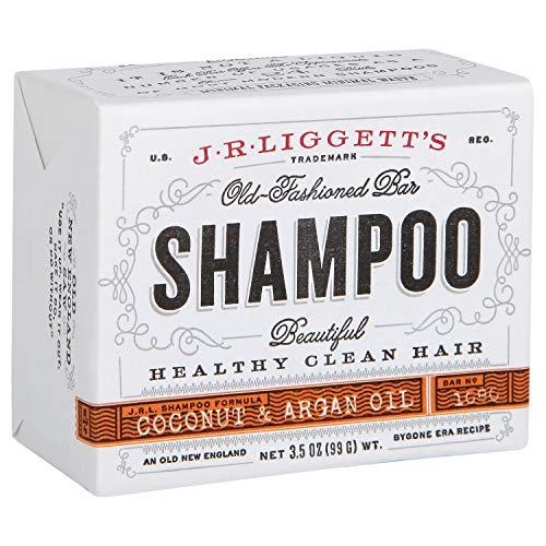 J·R·LIGGETT'S All-Natural Shampoo Bar, Virgin...