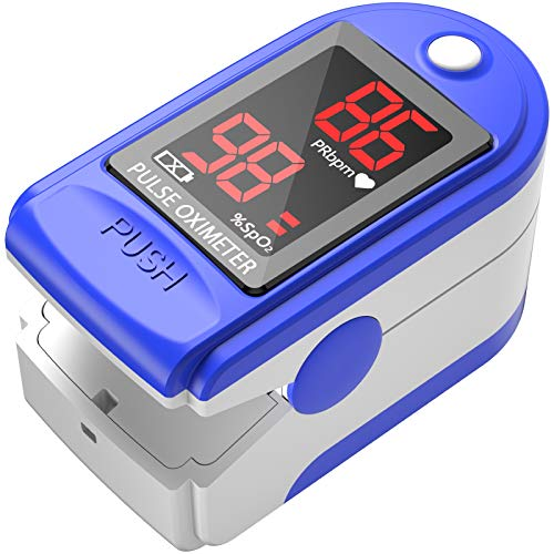Ckeep Blood Oxygen Saturation Monitor with Pulse