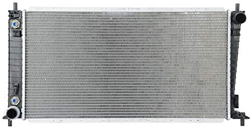 Spectra Premium CU2136 Complete Radiator for Ford