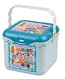 エポック アクアビーズ 5000ビーズバケツセット AQ-S63