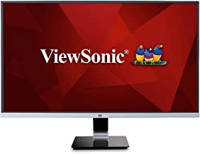 ViewSonic VX2778-SMHD 27 Inch 1440p Frameless IPS Widescreen LED Monitor with HDMI and DisplayPort