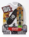 Tech Deck Stereo Skateboards Ultra Rare Series 8 Chris Pastras Guitar Fingerboard