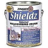 Rust-Oleum Corporation 02501 Zinsser Shieldz Universal Wallcovering Primer Sealer, 1-Gallon(Package may vary)