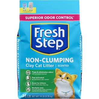 Fresh-Step-Scented-Non-Clumping-Clay-Cat-Litter-14-Pounds-Pack-of-3