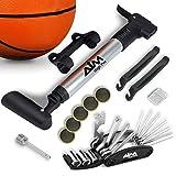 Bike Repair Kit with Pump -...