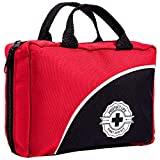 First Aid Kit - 160 Piece -...