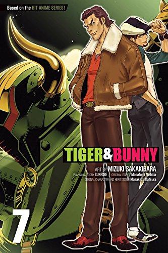 Tiger & bunny, vol. 7