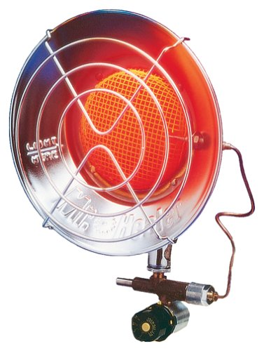 10. Mr. Heater MH15T Single Tank Top Outdoor Propane Heater