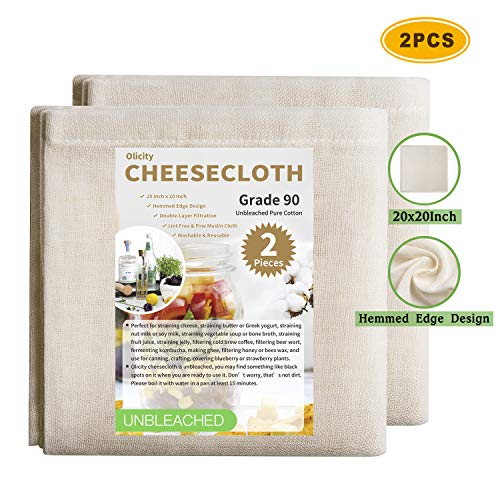 Olicity Cheesecloth