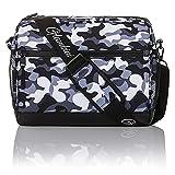 Glambini Large Crossbody Bag for Boys Girls, iPad Bag, Insulated Kids Lunch Bag, Teen Phone Purse, Messenger Bag