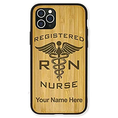 Are you looking for a classy but inexpensive way to personalize and protect your iPhone 11 Pro Max? This custom engraved case is the perfect choice! Each case is laser engraved with the image that you see in the photo along with your own custom text....
