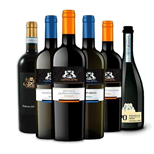 De Pra - Confezione degustazione di 6 vini