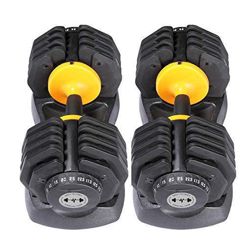 Iron Fitness - Body Technics 2.5-25kg Adjustable Dumbbells - Pair