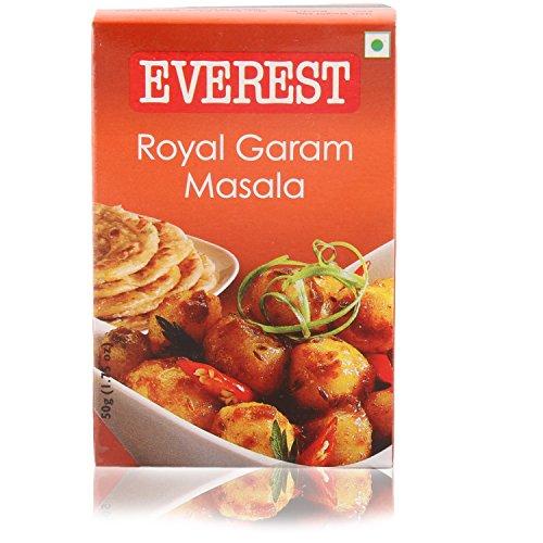 Everest Powder, Royal Garam Masala, 50g Carton