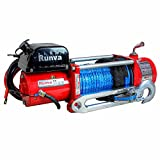 Runva 11XP-S 12V 4x4 Off Road 11,000lbs with Synthetic Rope