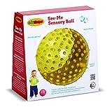 Edushape - Ed 705177 - Jeu De Balle - Grande Balle Sensorielle Transparente...