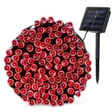 Joomer-Solar-Christmas-Lights-72ft-200-LED-8-Modes-Solar-String-Lights-Waterproof-Solar-Fairy-Lights-for-Garden-Patio-Fence-Balcony-Outdoors-Red