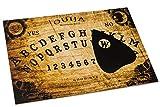 Wiccan Star Classique Bois en Planche de Ouija avec sa Goutte avec Instructions...