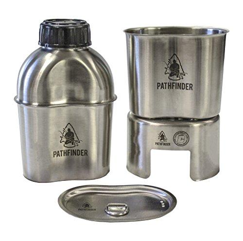 PATHFINDER (パスファインダー) GEN2 Canteen Cooking Set (キャンティーン クッキング セット) [並行輸入品]