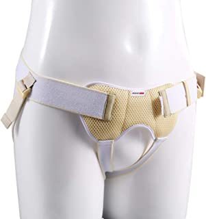 (なないろ館)ヘルニアバンド 脱腸帯 大人 男性用 そけいベルト(Lサイズ)