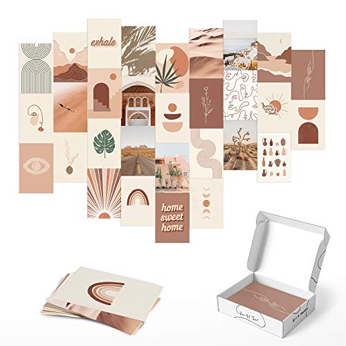 Haus and Hues Aesthetic Photo Collage Kit for Wall Aesthetic -...