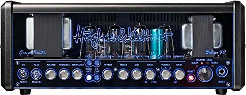 Hughes and Kettner Grandmeister 40 Deluxe Amp Head