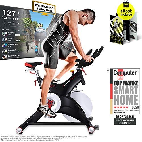Sportstech Bicicleta estática Profesional SX500 -Marca de...