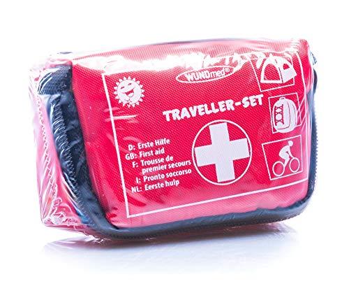 Wundmed Kit de voyage Premiers soins 32pièces
