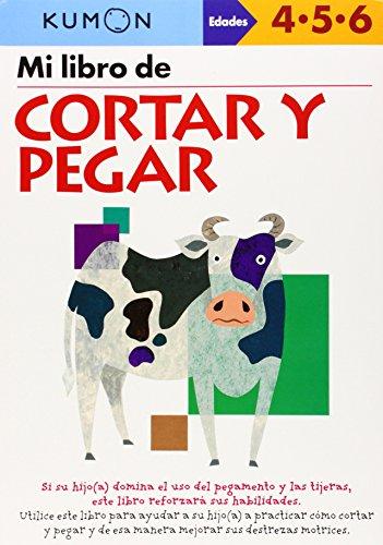 Mi Libro de Cortar y Pegar (Kumon Workbooks: Basic Skills)