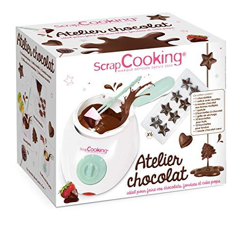 SCRAPCOOKING Atelier Schokolade