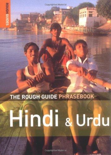 Rough Guide Phrase Book Hindi And Urdu 3e