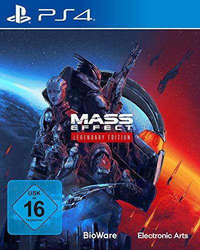 MASS EFFECT Legendary Edition - [Playstation 4, kompatibel mit PlayStation 5]