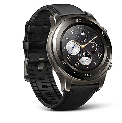 Huawei Watch 2 Classic - Titanium Grey - Android Wear 2.0 (US Warranty) [並行輸入品]