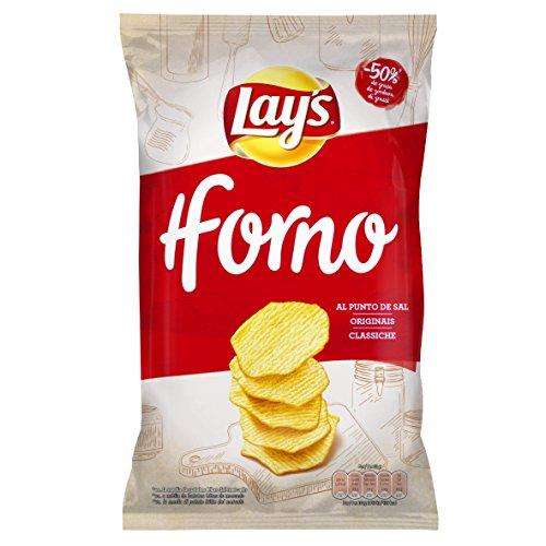 Lay'S Al Horno Patata Horneada con Sal, 130g