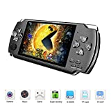 AdesireFun Handheld Game Console,4.3 Inch 1700 Classic Retro Portable Video Game Console